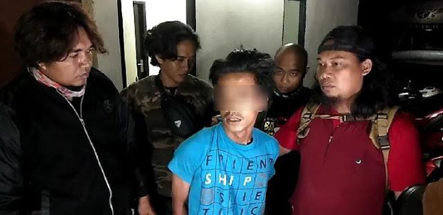 TERCIDUK! Pelaku Penikaman di Hotel Asia Ditangkap
