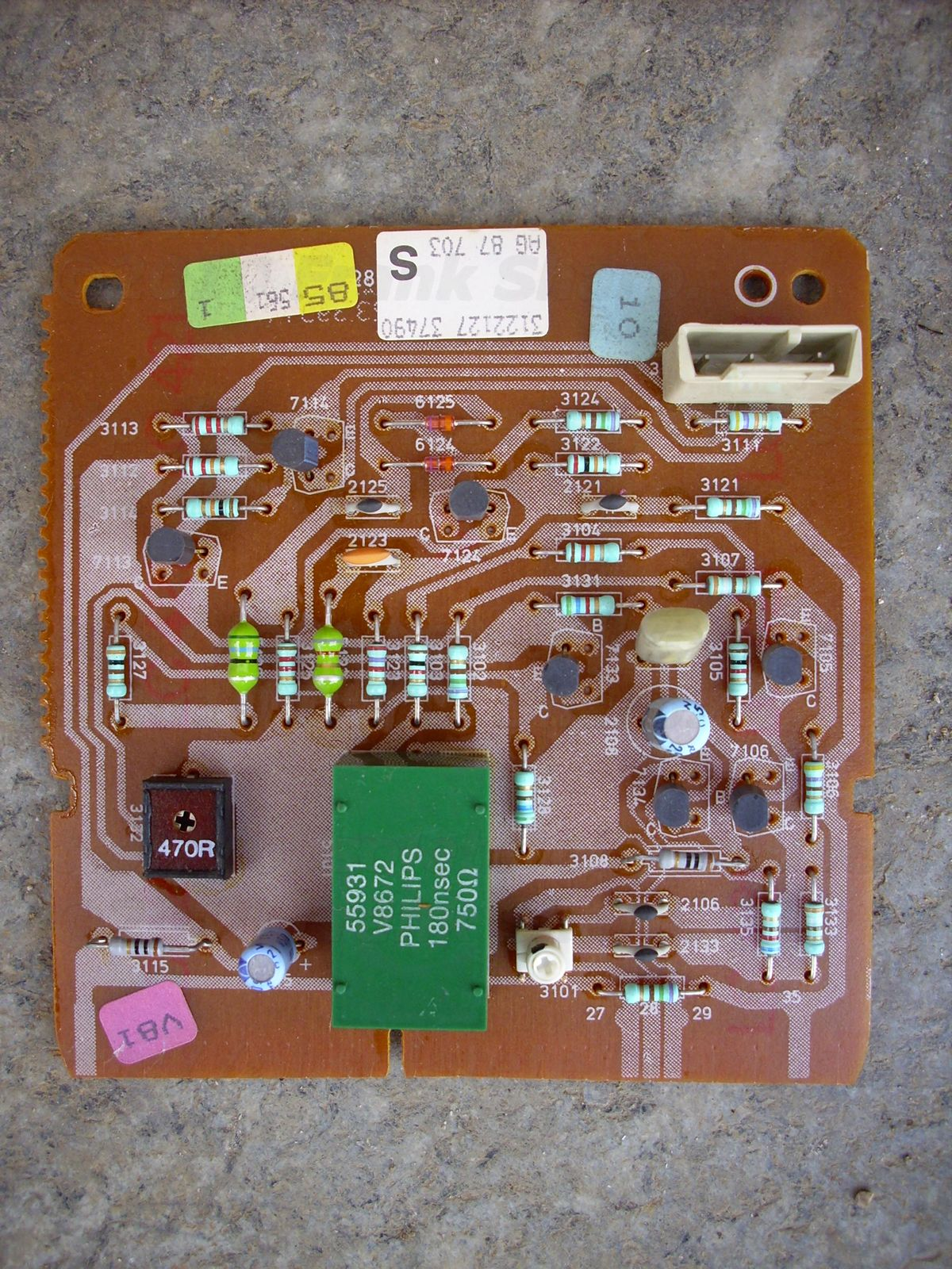 Philips Cd834 Tv, Video & Audio Fb/remote Control So Effektiv Wie Eine Fee
