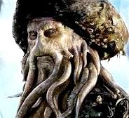 il Capitano Davy Jones