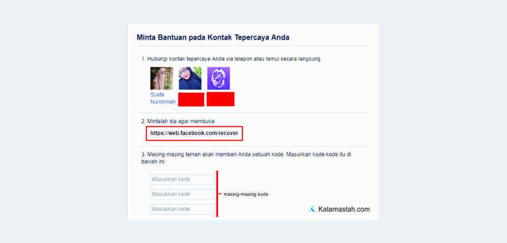 Langkah Cara Mengatasi Lupa Kata Sandi Facebook  3 Langkah Cara Mengatasi Lupa Kata Sandi Facebook 100% Work