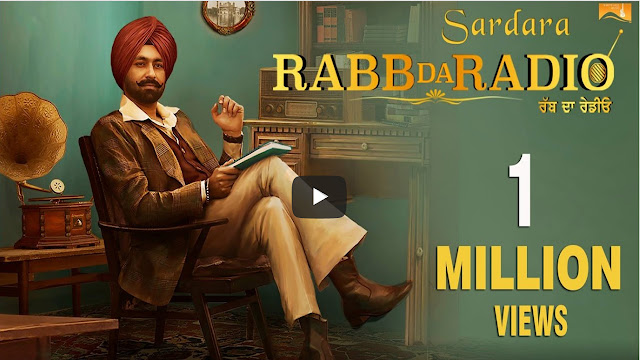 Rabb Da Radio Lyrics - Sharry Mann | Pujabi Song 2017