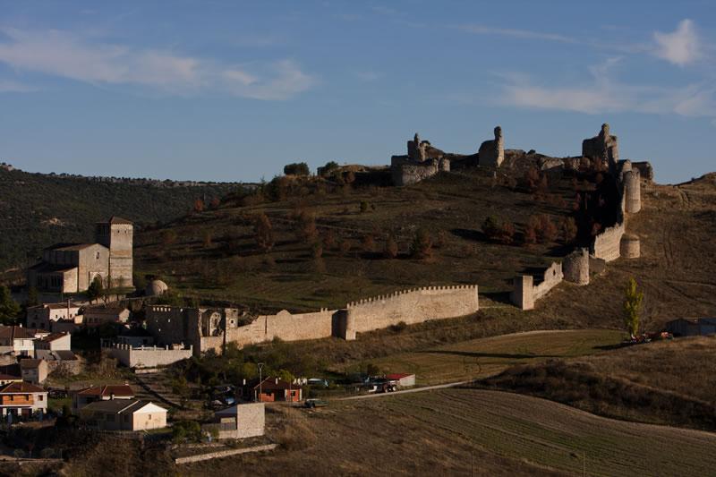 casa rural la muralla fuentiduena