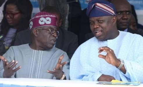 Tinubu and Ambode: Is There A Rift?