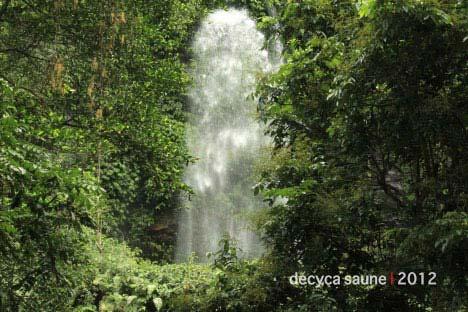 air terjun sendang gila senaru lombok utara