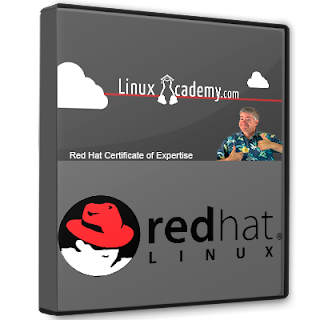 LinuxAcademy - Red Hat Certificate of Expertise in Containerized Application Development