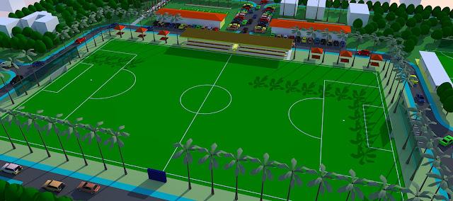 Lapangan Bola