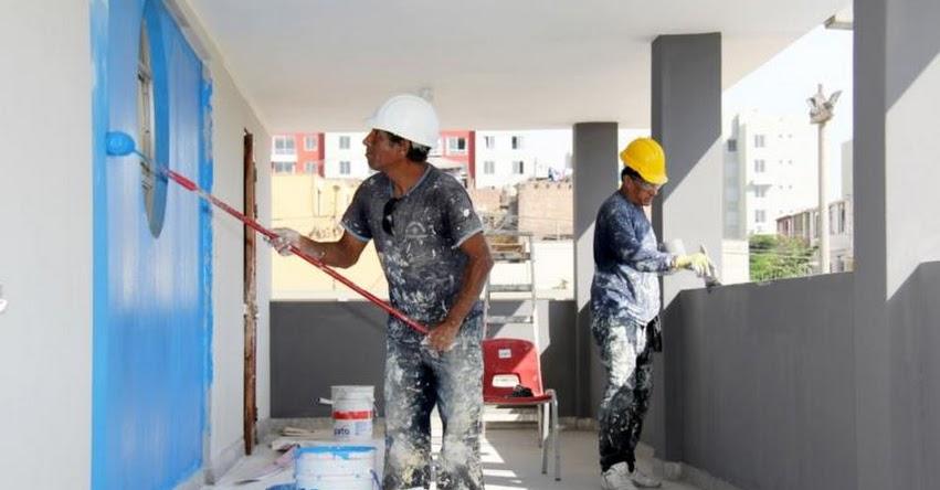 PRONIED: Destinan más de S/ 9 millones para el mantenimiento de colegios en región Lambayeque - www.pronied.gob.pe