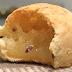 Receita saudável de pãozinho de queijo caseiro de batata doce
