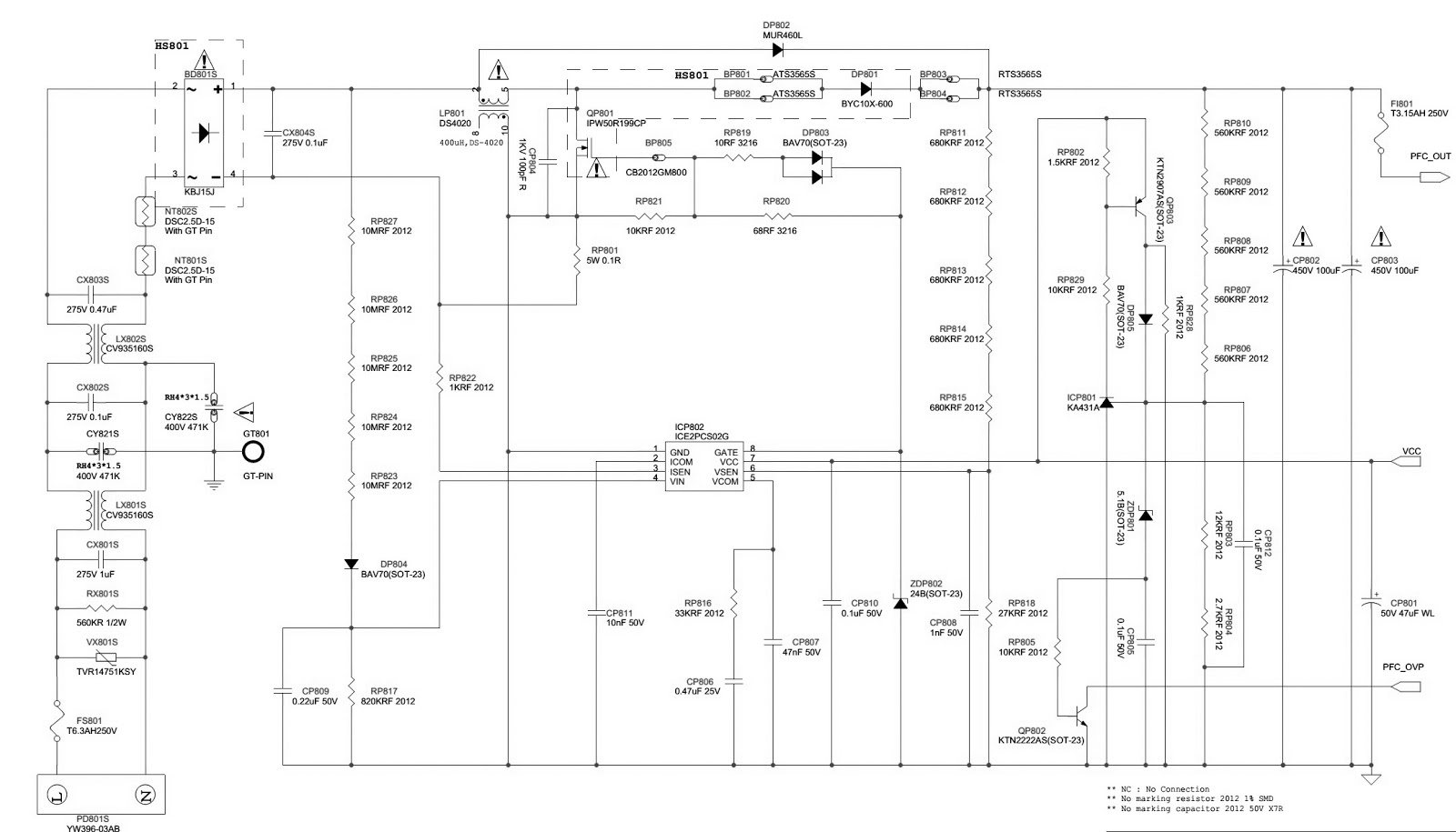 bn44 00197 samsung lcd tv power supply circuit diagram. Black Bedroom Furniture Sets. Home Design Ideas