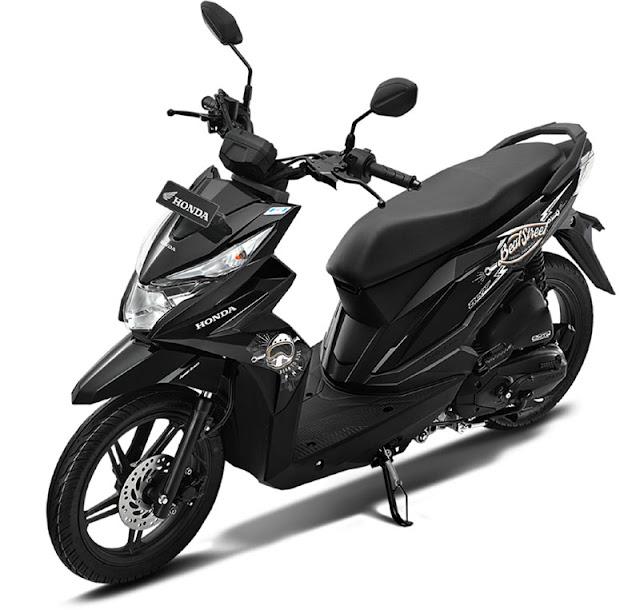 Honda Beat Street eSP, Skutik Gahar Penantang Yamaha X-Ride