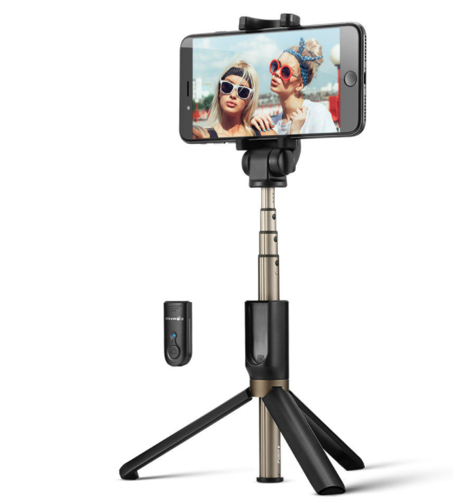 blitzwolf bw bs3 versatile 3 in 1 bluetooth tripod selfie stick review. Black Bedroom Furniture Sets. Home Design Ideas