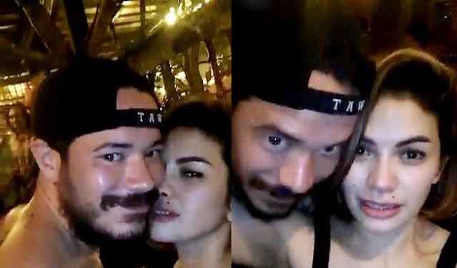 Gosip Terhangat - Detik-detik Bibir Nikita Mirzani Cium Suami Nafa Urbach