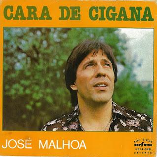 José Malhoa - Cara de Cigana (Single 45 rotacões) 1979