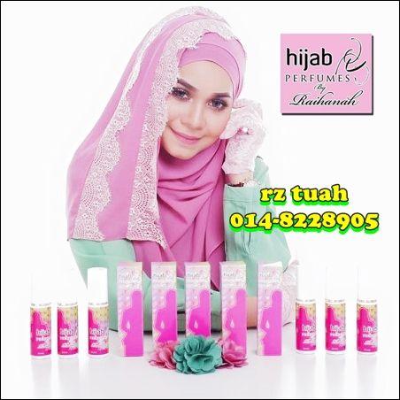 hijab perfumes by raihanah