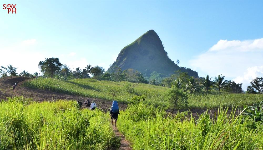 Let's Climb Marawir Peak