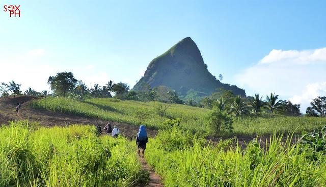 Marawir Peak in Esperanza, Sultan Kudarat