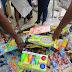 Niñez de Corn Island recibieron juguetes por parte de la Fundación Ródrigo Campbell