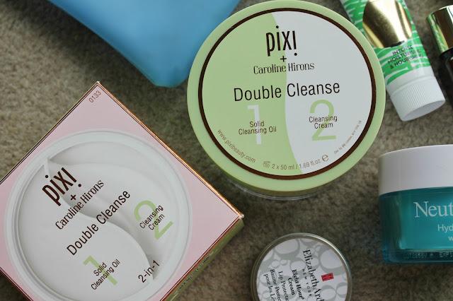 Pixi + Caroline Hirons Double Cleanse