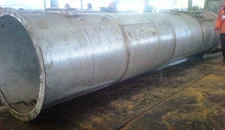 Ducting Steinless Steel