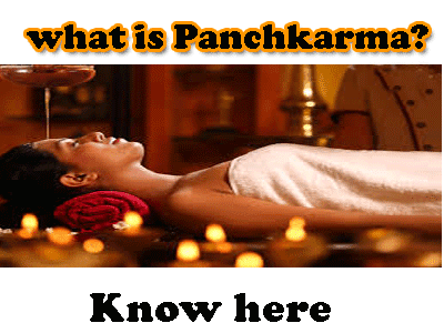 why to do panchkarma
