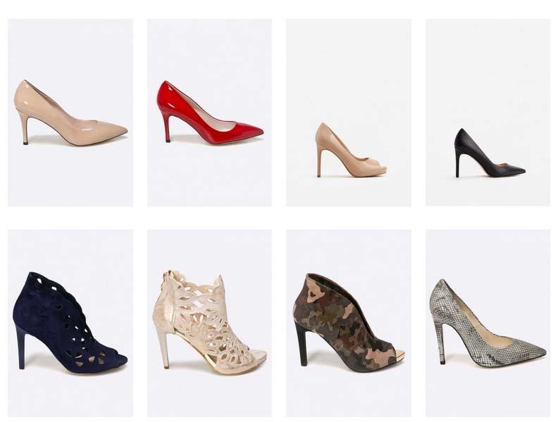 Pantofi eleganti moderni la moda in 2017
