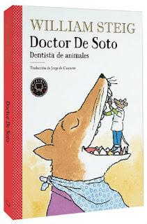 cuentos libros lecturas recomendadas verano 2018 Doctor de Soto steig