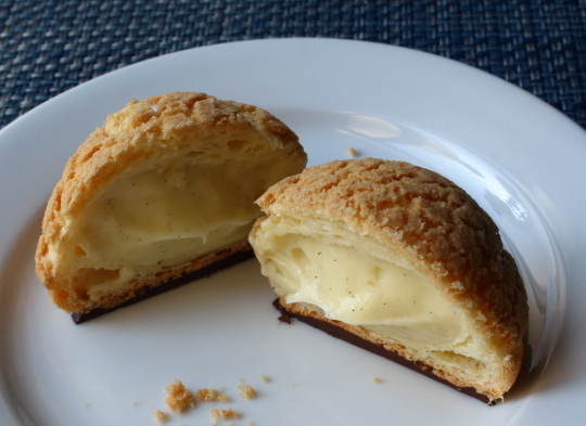 Food Wishes Video Recipes Cream Puff Crack Buns Choux Au Craquelin Chef John Goes Hollywood