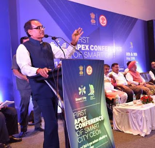 Spotlight: First Integrated Smart Cities Control Centre Launched In MP