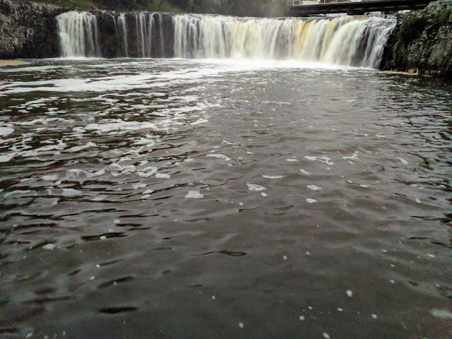 Things to do in the Bay of Islands New Zealand: Visit Haruru Falls