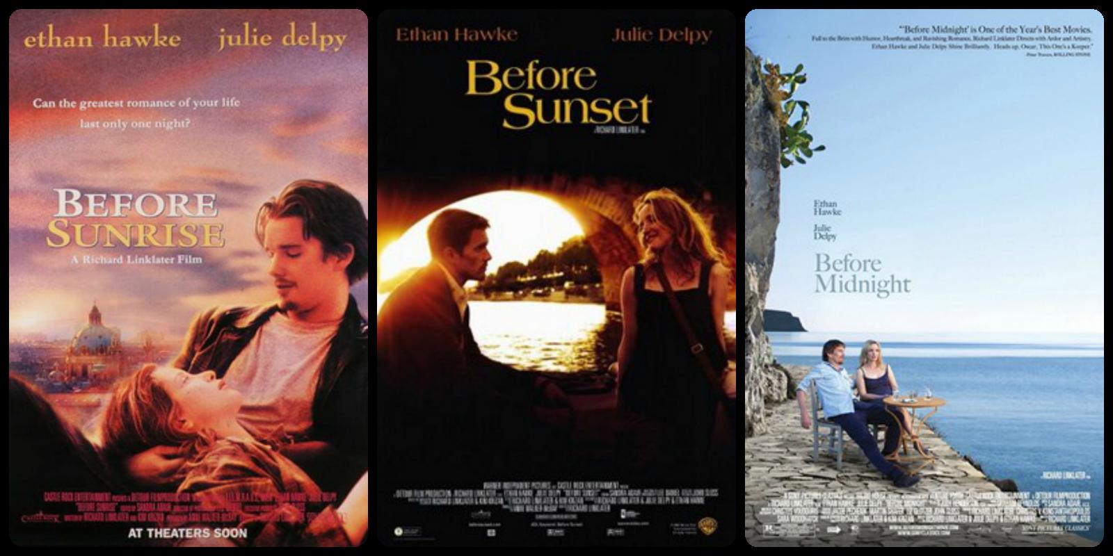 Cine: Trilogía Before
