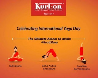 Yoga Poses Contest on this Yoga Day
