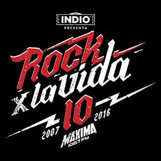 ROCK X LA VIDA, 10 EDICIÓN