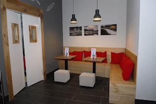 Instalación en Bar El Rincón del Viajero 4