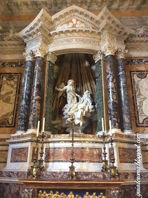 city tour roma portugues santa maria vitoria - Igreja Santa Maria della Vittoria