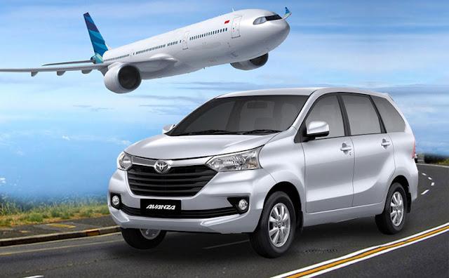 Rental mobil Avanza untuk Antar jemput bandara Soekarno Hatta