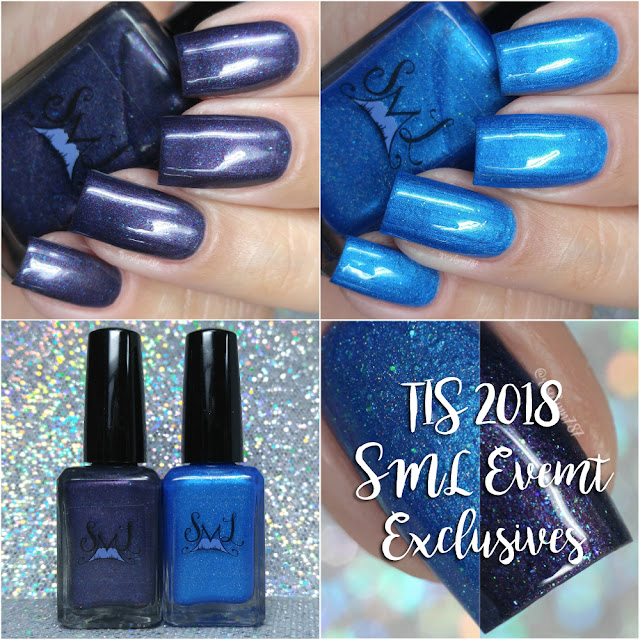 Smokey Mountain Lacquers - The Indie Shop Event LEs
