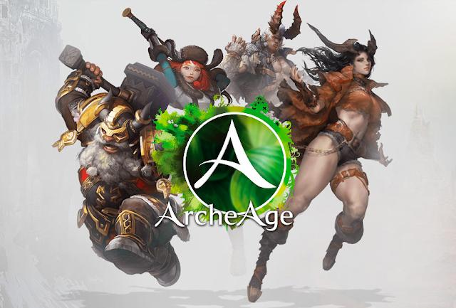 Обзор онлайн игры ArcheAge