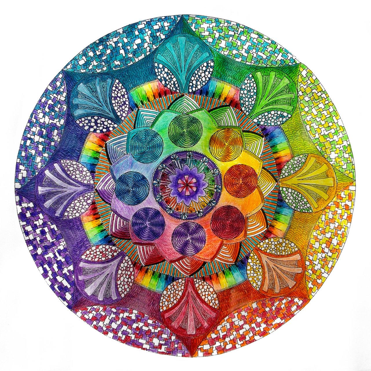 Relax Salud Y Ecoturismo Los Mandalas Orígenes Y Significados