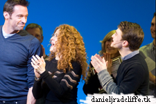 "Updated(3): Daniel Radcliffe presented at Broadway Cares: Gypsy of the Year competition: ""How To Succeed"" wins!"