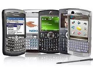 Há muito smartphones no mercado?