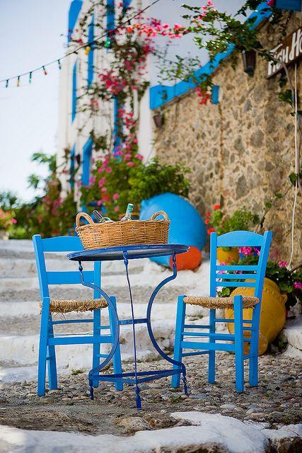 Turkey Chair