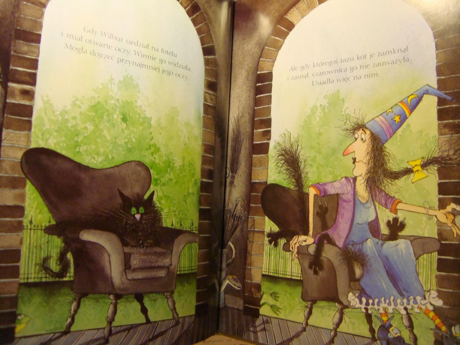 recenzja, książka dla dzieci, valerie thomas, korky paul