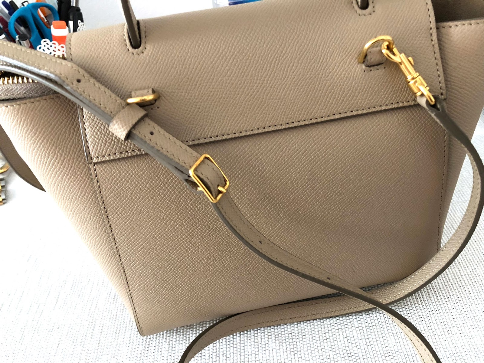 Celine Nano Belt Bag First Impression What Fits The Beauty