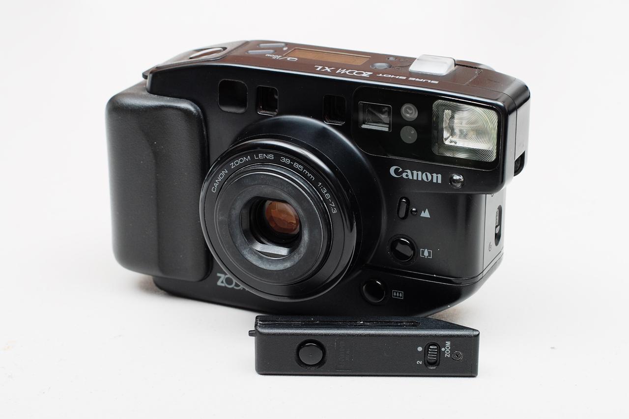 Conan's Cameras: Canon Sure Shot Zoom XL