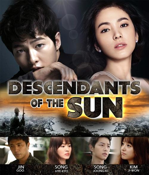 Sinopsis Descendants of the Sun : Drama Korea