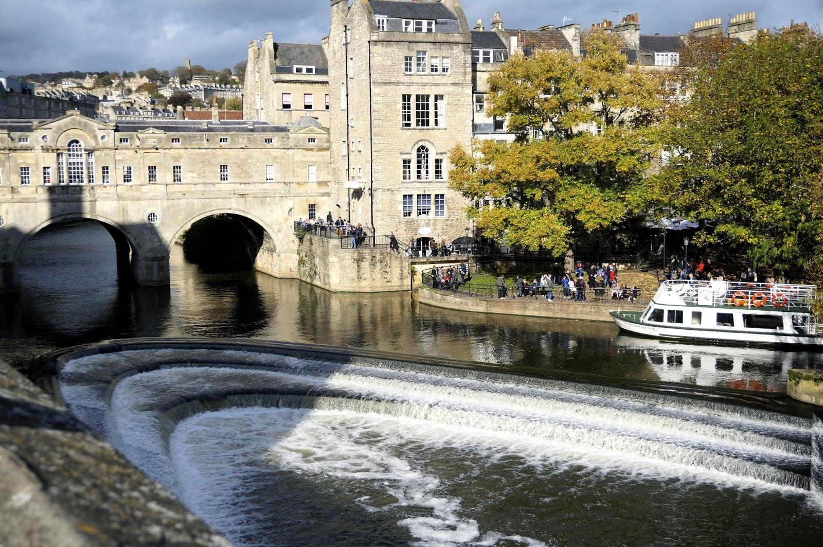 Bath, England river