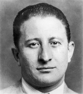 Carlo Gambino, pictured in a mug shot that the New York police had on file in the 1930s