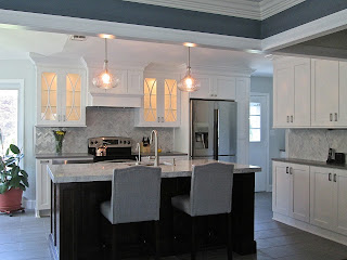Lygia's remodeled kitchen