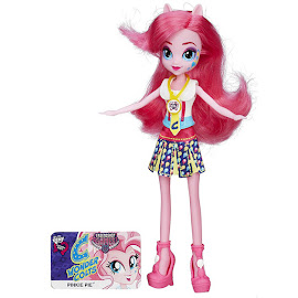 MLP Equestria Girls Friendship Games School Spirit Pinkie Pie Doll