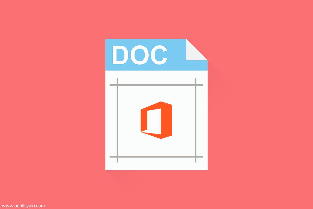 Cara Mengatur Spasi (Margin) di Microsoft Word 2019